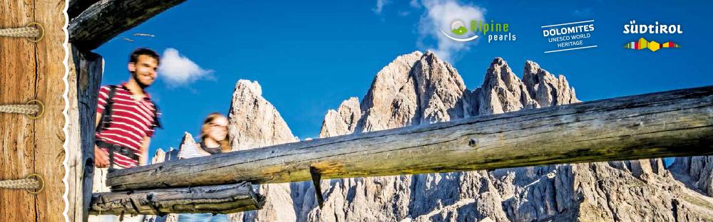 Panorama, Dolomiti - Val di Funes