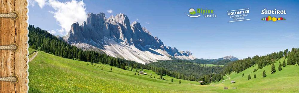 Malge e Rifugi in Val di Funes