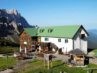 Schlüterhütte Schutzhaus